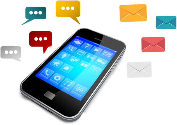 Touchpoints Technology Email Text and Voice